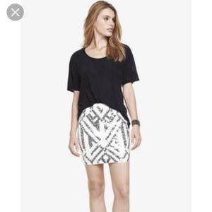 EXPRESS skirt size M